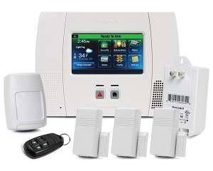 Lynx 5200 alarms starter kit